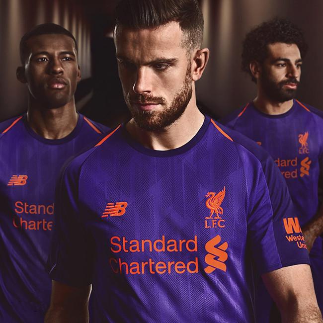 57f76eba Kjøp Liverpool Bortedrakt 2018-19 for å juble for det ...